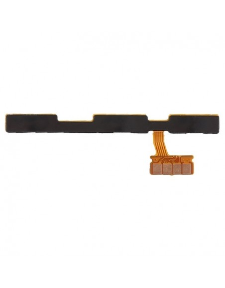 Honor 8C Power Button, Volume Button Flex Cable Huawei - 1
