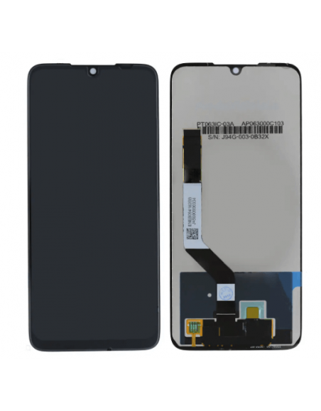 Xiaomi Redmi Note 7S LCD Screen and Digitizer Assembly - Black Xiaomi  - 1