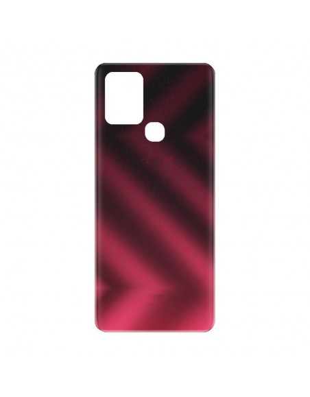 Infinix Hot 10 Back Cover - Red Infinix - 1