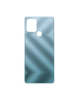 Infinix Hot 10 Back Cover - White
