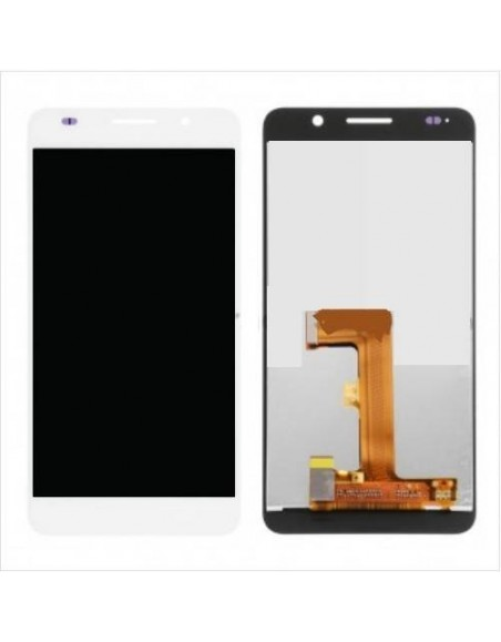 Honor 6 LCD Screen and Digitizer Assembly - White Huawei - 1
