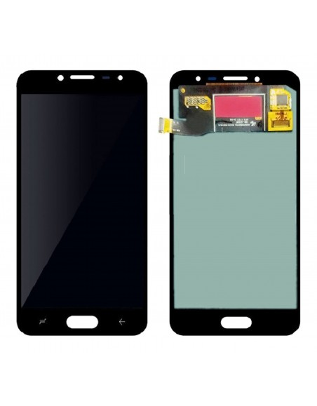 Samsung J2 Pro LCD Screen Digitizer Assembly - Black - OLED Samsung - 1