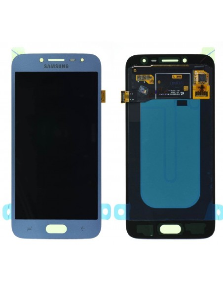 Samsung J2 Pro LCD Screen Digitizer Assembly - Blue  - OLED Samsung - 1