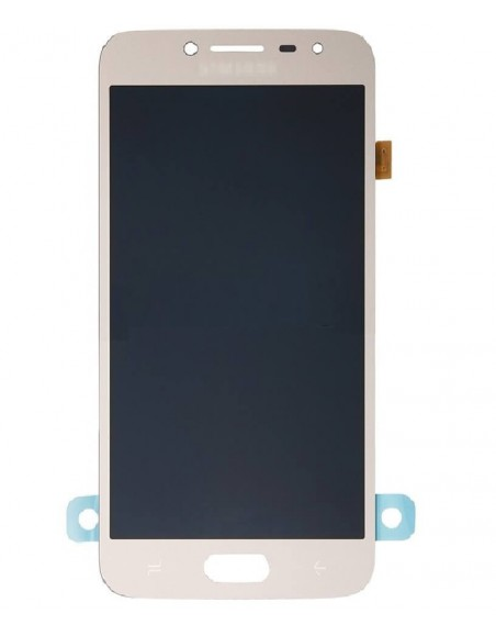 Samsung J2 Pro LCD Screen Digitizer Assembly - Gold - OLED Samsung - 1