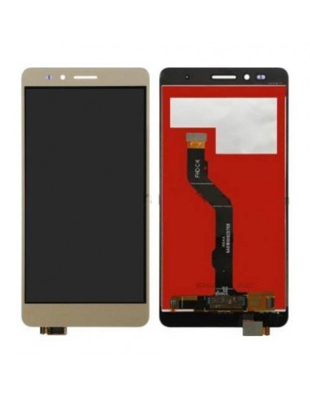 Honor 5X LCD Screen and Digitizer Assembly - Gold Huawei - 1