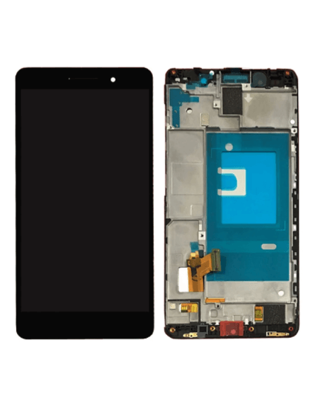 Huawei Honor 7 LCD Screen and Digitizer Assembly with Frame , Battery - Gray Huawei - 1