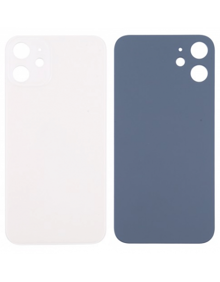 iPhone 12 Back Cover - White Apple - 1