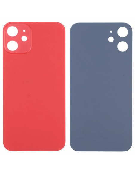 iPhone 12 Back Cover - Red Apple - 1
