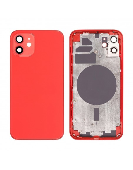 iPhone 12 Back Cover - Red - OEM Apple - 1