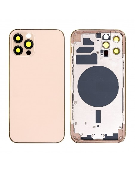 iPhone 12 Pro Back Cover - Gold - OEM Apple - 1