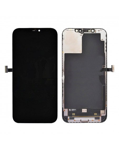 iPhone 12 Pro Max LCD Screen and Digitizer Assembly OEM - Black Apple - 1