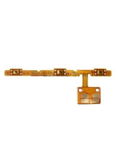 Replacement For Huawei Honor 4X Power Button and Volume Button Flex Cable Ribbon