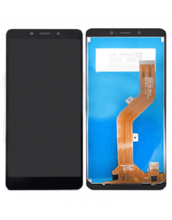Infinix Smart 3  LCD Screen and Digitizer Assembly - Black