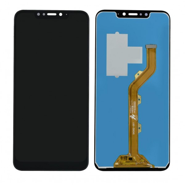 Infinix S3X LCD Screen and Digitizer Assembly - Black Infinix - 1