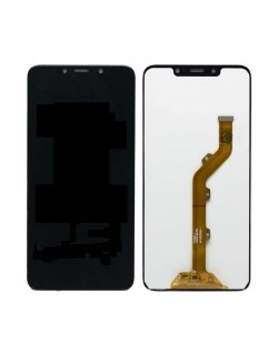 Infinix Hot 7 LCD Screen and Digitizer Assembly - Black