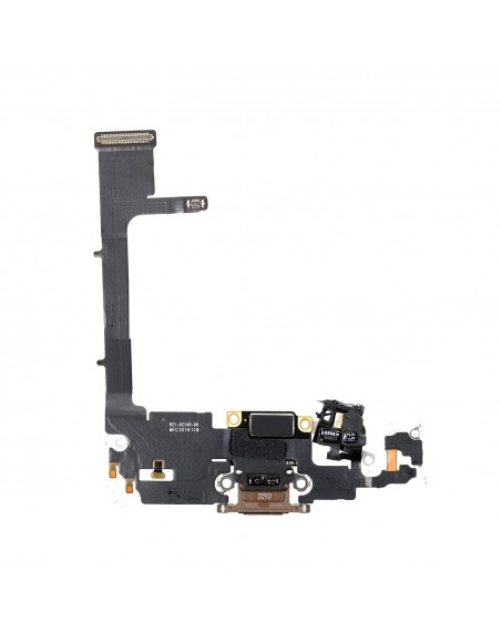 iPhone 11 Pro Charging Connector Flex Cable - Gold Apple - 1