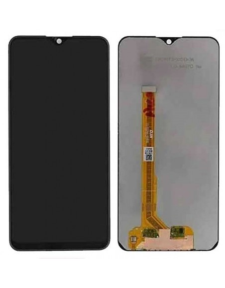 Vivo Y20 LCD Screen and Digitizer Assembly - Black  - 1