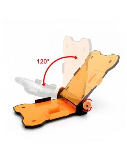Jakemy JM-Z13 Adjustable Fixed Screen Repair Holder for iPhone Teardown Work Fixture PCB Holder Clamp  - 3