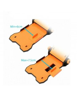 Jakemy JM-Z13 Adjustable Fixed Screen Repair Holder for iPhone Teardown Work Fixture PCB Holder Clamp  - 4