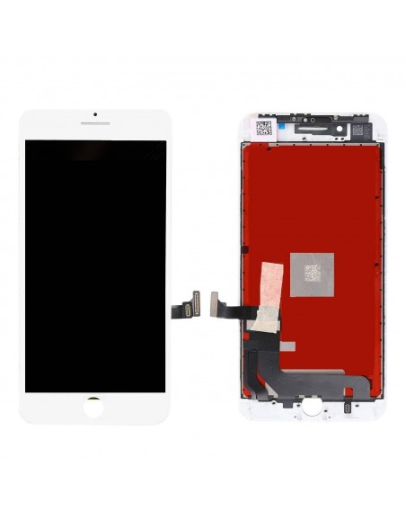 iPhone 8 Plus LCD Screen and Digitizer Assembly - White  - 1