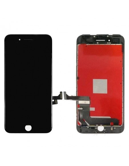 iPhone 8 LCD Screen and Digitizer Assembly - Black Apple - 1