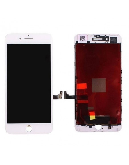 iPhone 8 LCD Screen and Digitizer Assembly - White  - 1