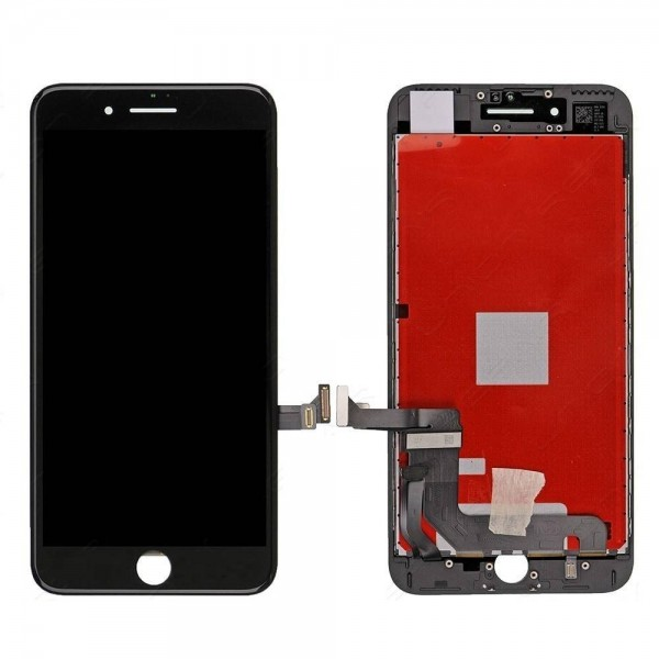 iPhone 7 Plus LCD Screen and Digitizer Assembly AAA - Black Apple - 1