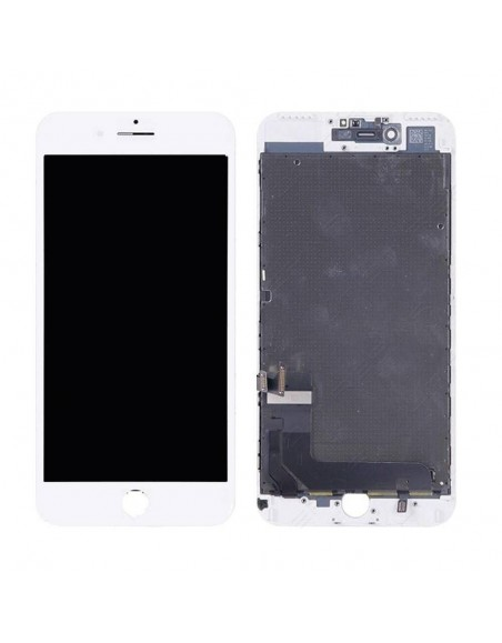 iPhone 7 Plus LCD Screen and Digitizer Assembly AAA - White Apple - 1