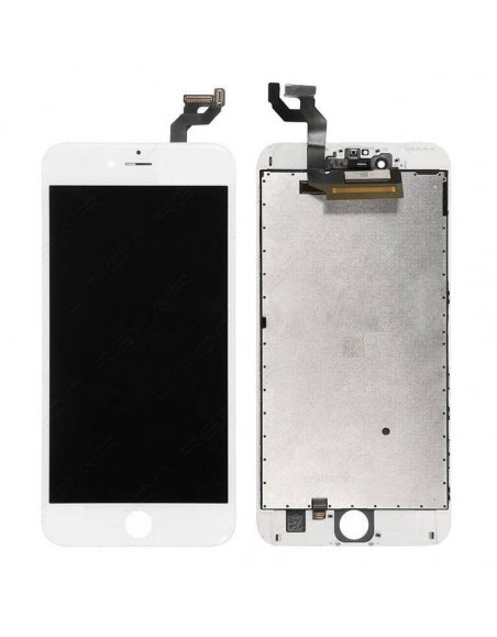 iPhone 6S Plus LCD Screen and Digitizer Assembly - White  - 1