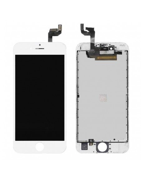 iPhone 6S LCD Screen and Digitizer Assembly - White  - 1
