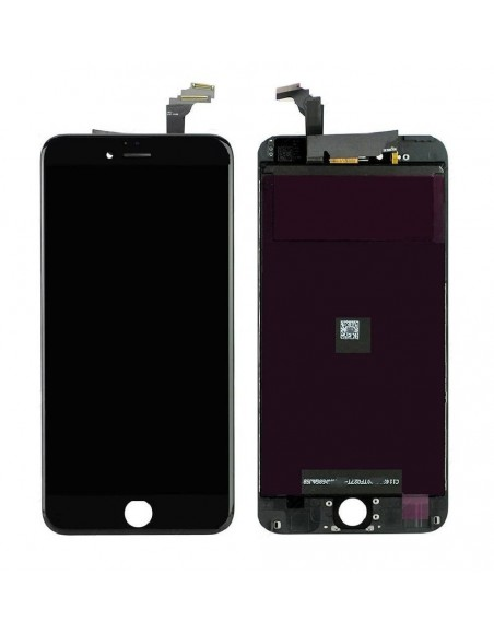 iPhone 6 Plus LCD with Digitizer Assembly - Black  - 1