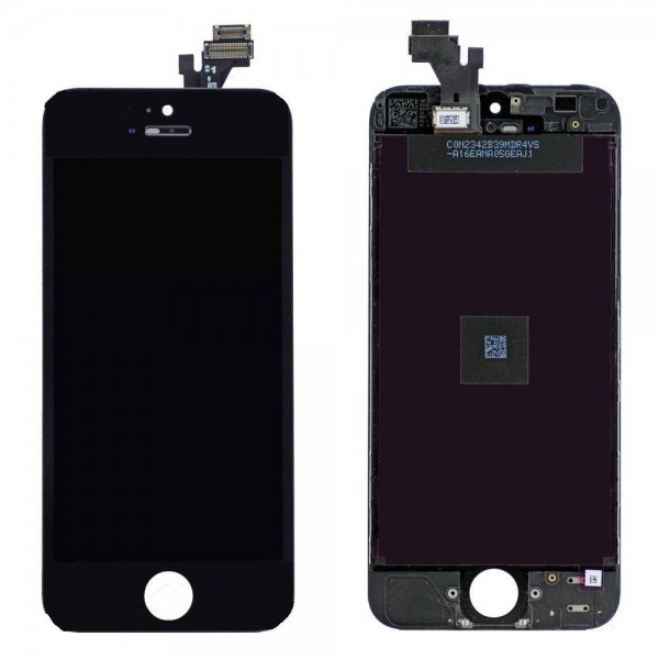 iPhone 5 LCD with Digitizer Assembly - Black  - 1
