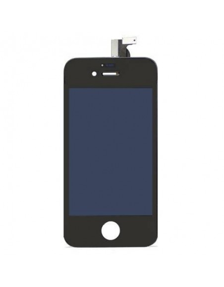 iPhone 4S LCD Touch Screen Digitizer Assembly - Black Apple - 1