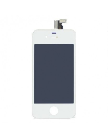 iPhone 4S LCD Touch Screen Digitizer Assembly - White  - 1