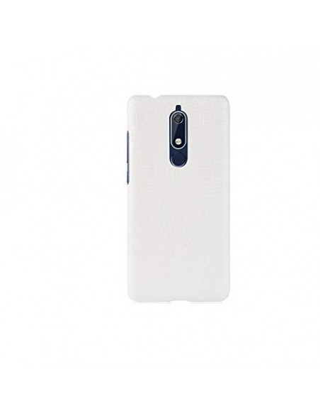 Nokia 5.1 Back Cover - White Nokia/Microsoft - 1