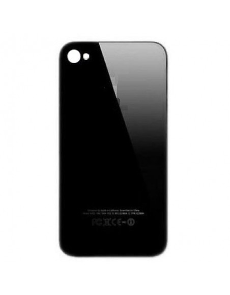 iPhone 4 Back Cover - Black - OEM Apple - 1
