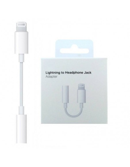 iPhone Charger Cable And Headphone Audio Splitter Adapter  - 1