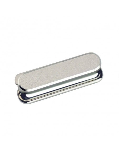 iPhone 5 Power Button - Silver Apple - 1