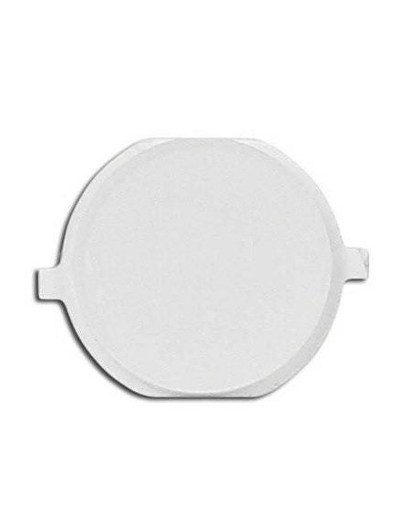 iPhone 4 Home Button - White Apple - 1