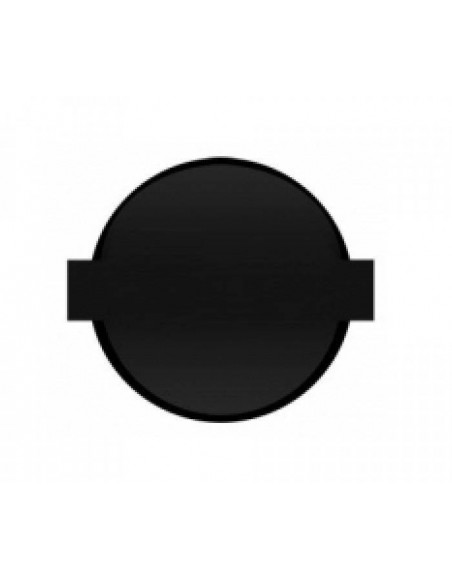 iPhone 4 Home Button - Black Apple - 1