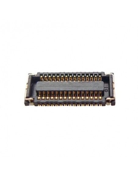 iPhone 4/4S Digitizer FPC Connector Port for Mainboard Apple - 1
